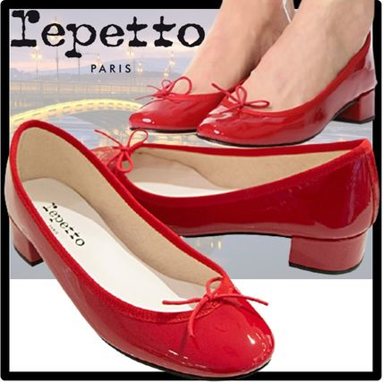 repetto Street Style Formal Style  Pumps & Mules