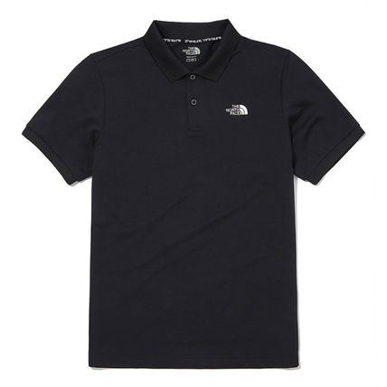 THE NORTH FACE WHITE LABEL Unisex Street Style Short Sleeves Logos on the Sleeves Logo