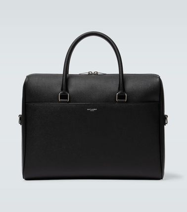 Saint Laurent A4 2WAY Plain Logo Business & Briefcases