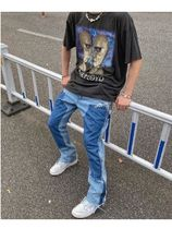 URKOOL More Jeans Denim Street Style Cotton Jeans 6