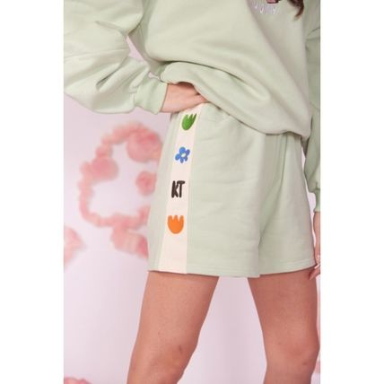 Kina and Tam Denim & Cotton Short Casual Style Cotton Loungewear Denim & Cotton Shorts 2
