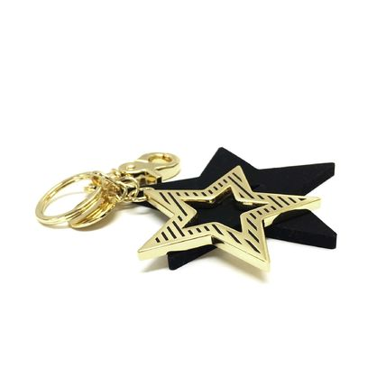 See by Chloe Star Keychains & Bag Charms
