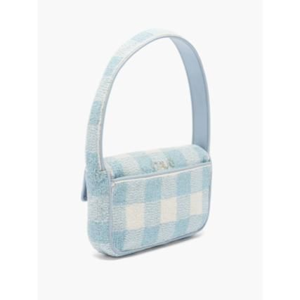 Crossbody Formal Style  Bridal Gingham Casual Style