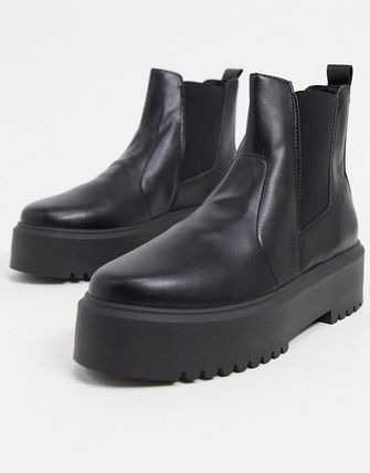 ASOS Street Style Plain Chelsea Boots Chelsea Boots