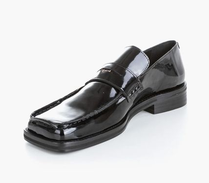 Loafers Street Style Leather Loafers & Slip-ons