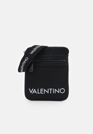 Street Style Plain Small Shoulder Bag Logo