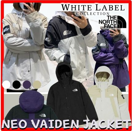 THE NORTH FACE VAIDEN Unisex Street Style Jackets