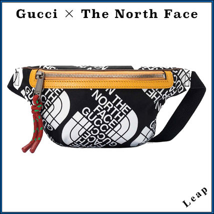 GUCCI Street Style Collaboration Messenger & Shoulder Bags