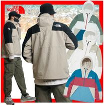 THE NORTH FACE Casual Style Unisex Street Style Tops