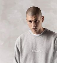 Stampd' LA Sweatshirts Crew Neck Pullovers Street Style Long Sleeves Cotton Logo 7