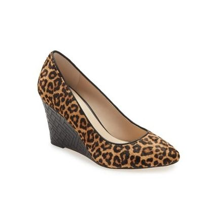 Cole Haan Plain Other Animal Patterns Leather Party Style Office Style