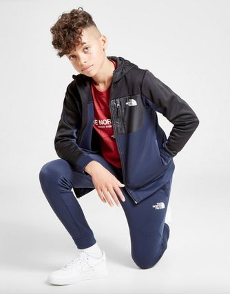 THE NORTH FACE Unisex Blended Fabrics Street Style Kids Girl  Bottoms