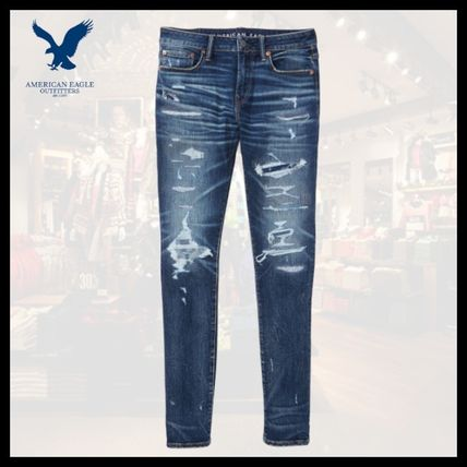 American Eagle Outfitters More Jeans Plain Jeans