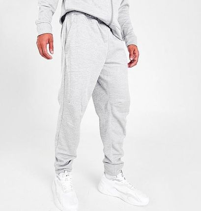 THE NORTH FACE Sweat Street Style Plain Cotton Logo Loungewear