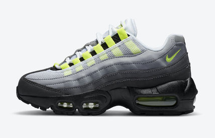 Nike AIR MAX 95 Unisex Kids Girl Sneakers