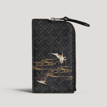 Other Animal Patterns Leather Long Wallet  Coin Cases