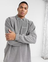 ASOS Polos Pullovers Stripes Street Style Long Sleeves Plain 5