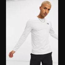 THE NORTH FACE Long Sleeve Street Style Long Sleeves Long Sleeve T-shirt Logo Outdoor 4