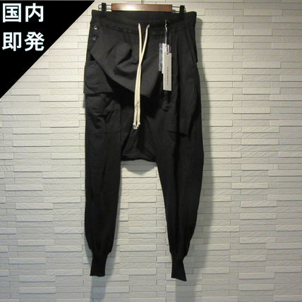 RICK OWENS Sweat Sarouel Pants