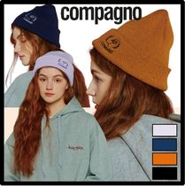 COMPAGNO Unisex Street Style Keychains & Bag Charms