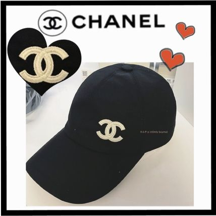 CHANEL ICON Unisex Caps