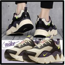 Nike Casual Style Street Style Logo Low-Top Sneakers