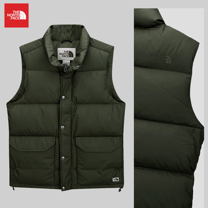 THE NORTH FACE SIERRA Unisex Street Style Logo Down Jackets