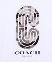 Coach More T-Shirts Cotton Short Sleeves T-Shirts 5