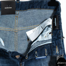 D SQUARED2 More Jeans Denim Street Style Logo Jeans 12