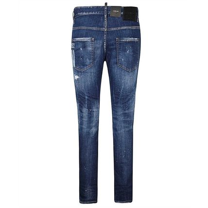 D SQUARED2 More Jeans Denim Street Style Cotton Logo Jeans 2