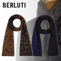 Berluti Casual Style Unisex Wool Party Style Office Style