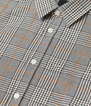 H&M Button-down Other Plaid Patterns Street Style Long Sleeves