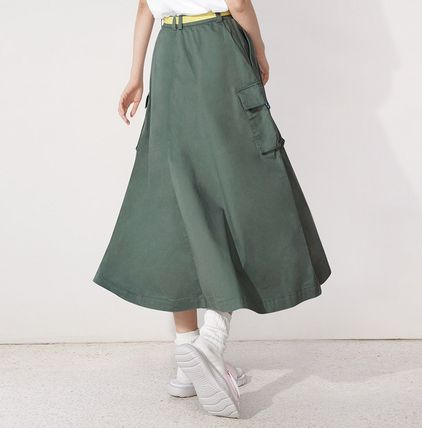 THE NORTH FACE Casual Style Street Style Skirts