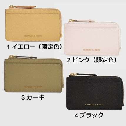 Charles&Keith Long Wallet  Small Wallet Card Holders