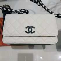 CHANEL Shoulder Bags Casual Style Calfskin 2WAY 3WAY Chain Plain Party Style 11