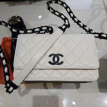 CHANEL Shoulder Bags Casual Style Calfskin 2WAY 3WAY Chain Plain Party Style 12
