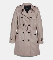 Coach Office Style Elegant Style Formal Style  Trench Coats