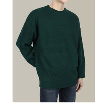 SCENERITY Sweaters Plain Oversized Sweaters 12