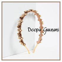 Deepa Gurnani Casual Style Party Style With Jewels Elegant Style Headbands