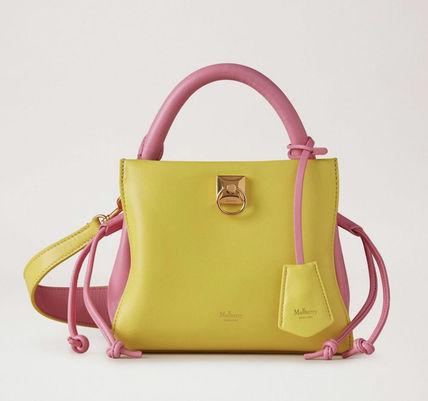 Plain Leather Handbags