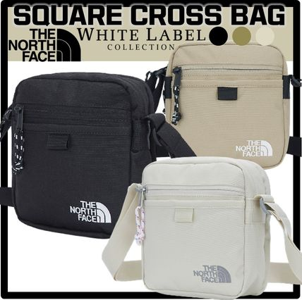 THE NORTH FACE WHITE LABEL Unisex Street Style Messenger & Shoulder Bags