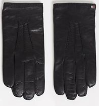 Tommy Hilfiger Leather Leather & Faux Leather Gloves