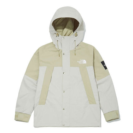 THE NORTH FACE WHITE LABEL Casual Style Unisex Nylon Street Style Plain Medium Logo