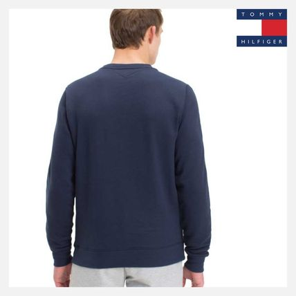 Tommy Hilfiger Sweatshirts Long Sleeves Logos on the Sleeves Logo Sweatshirts 2