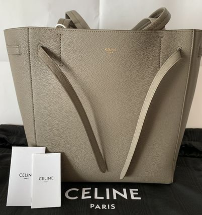 CELINE Cabas Phantom Small Cabas Phantom In Soft Grained Calfskin