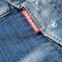 D SQUARED2 More Jeans Denim Street Style Cotton Logo Jeans 5