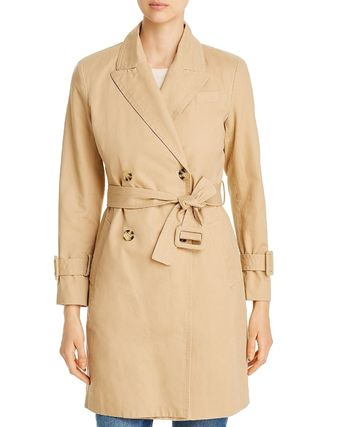 Casual Style Plain Medium Office Style Oversized Coats