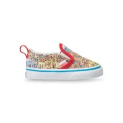 VANS ERA Street Style Collaboration Baby Girl Shoes
