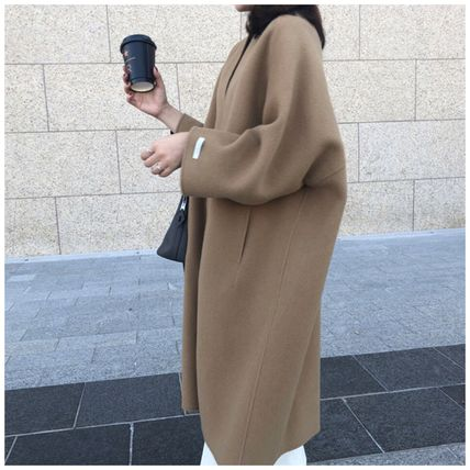 Casual Style Plain Long Party Style Elegant Style