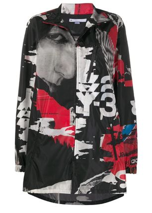 Y-3 Street Style Collaboration Jackets